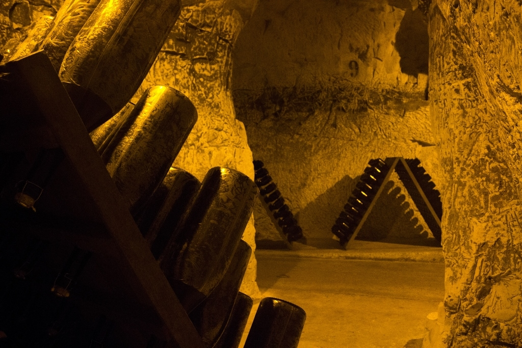 visite maison champagne caves reims epernay crayères noel fêtes