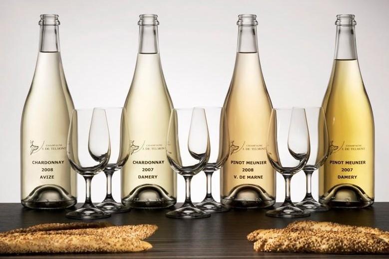 Blending Workshop in Champagne
