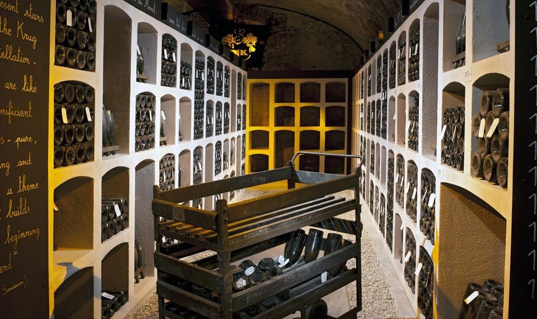 Krug - Caves Reims
