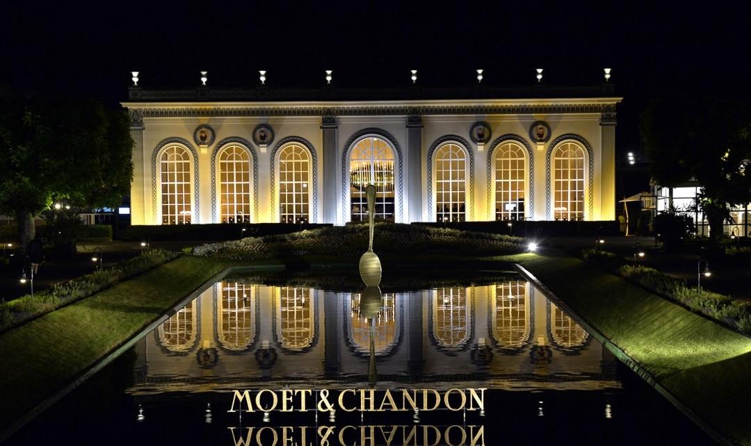 Moet Chandon - Orangerie Epernay