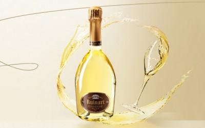 La plus ancienne Maison de Champagne : Ruinart