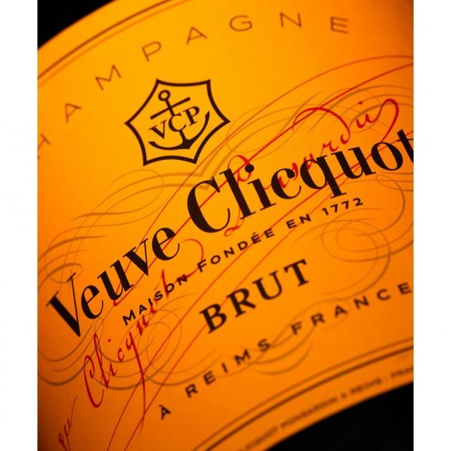 Veuve Clicquot - Etiquette