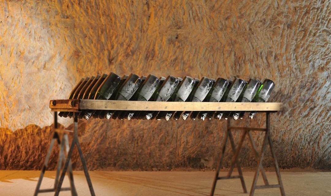 Veuve Clicquot - Table Remuage