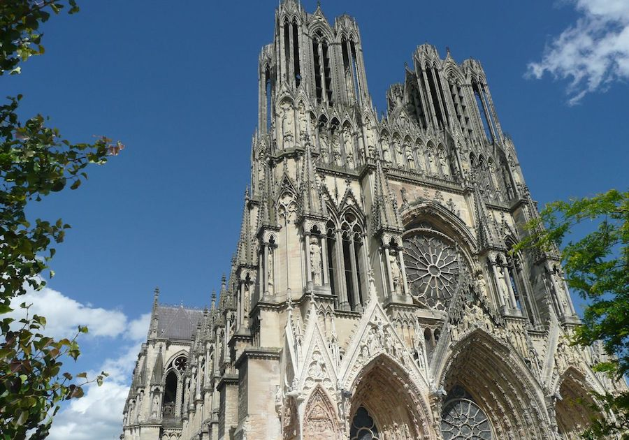 Reims Cathedral Notre Dame