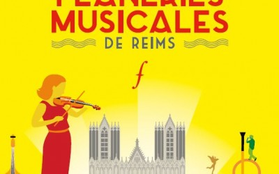 Flâneries Musicales – Discover Reims Summer Festival