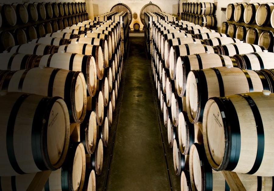 Billecart Salmon cellars tour caves visit Champagne