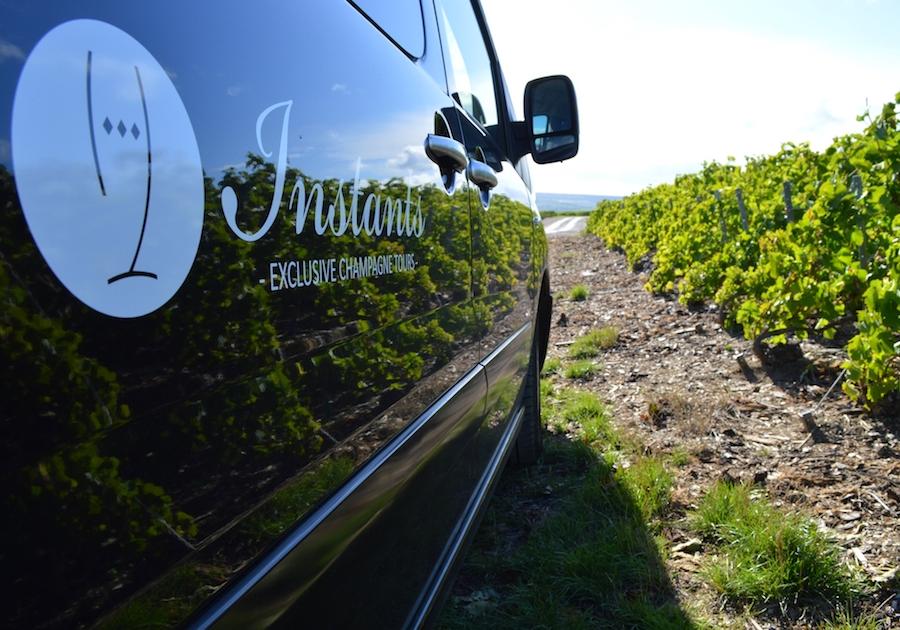 Day Tour Champagne Vineyards cellars visite vignoble