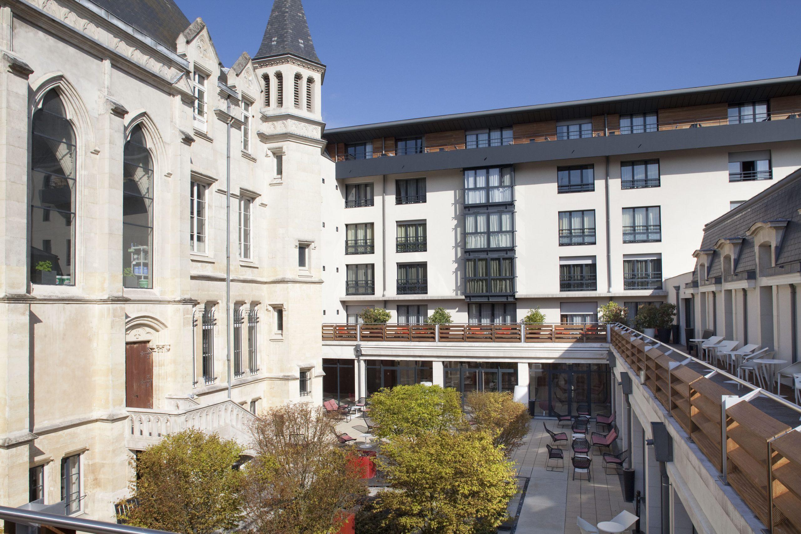 Hotel de la Paix à Reims - Champagne stay
