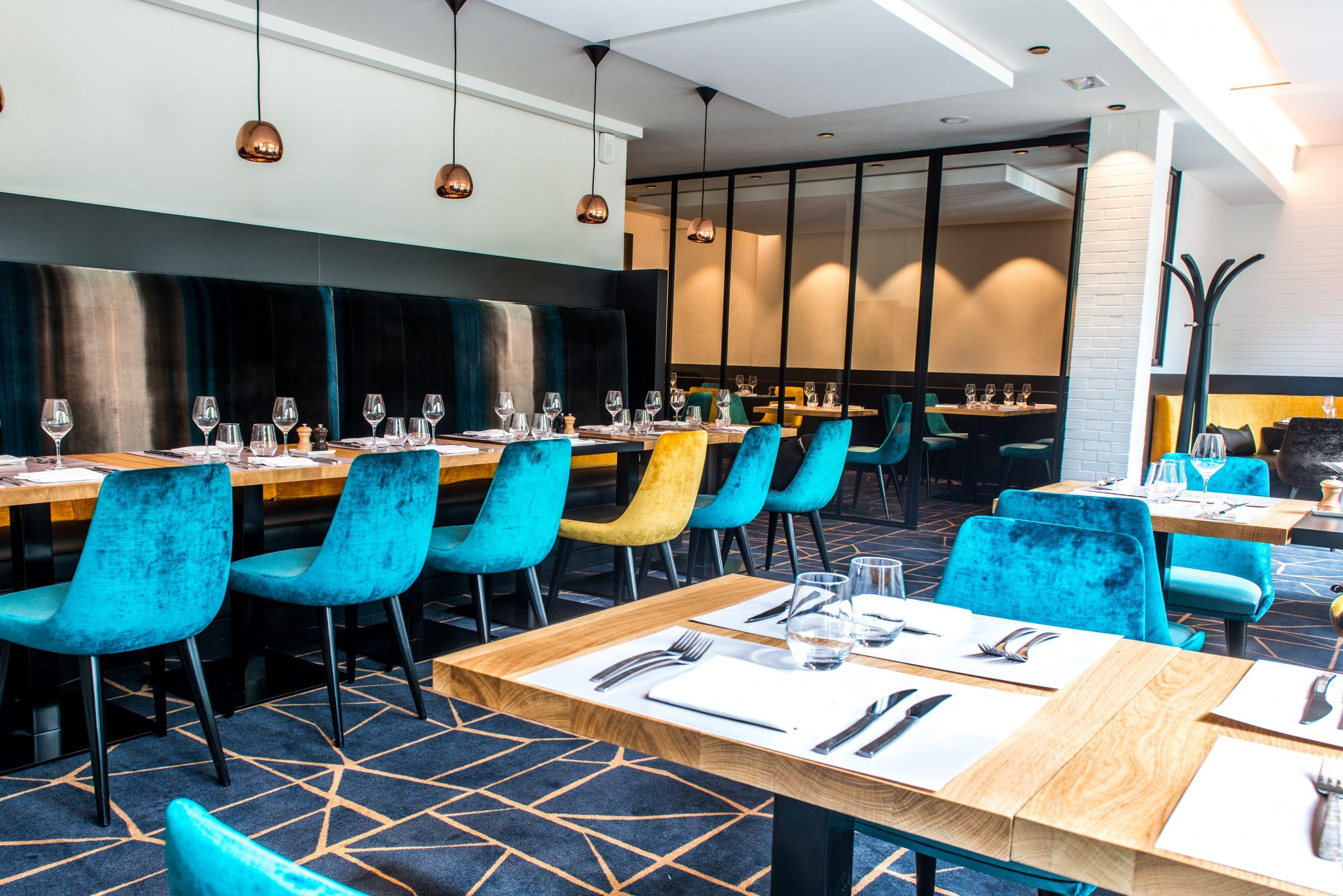 Restaurant à Reims - La Paix